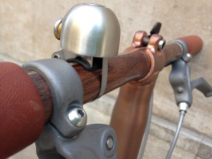 Brompton tuning - CapProblema - Barcelona - Raw copper nº 5 (19)