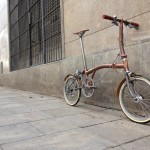 Brompton tuning - CapProblema - Barcelona - Raw copper nº 5 (6)