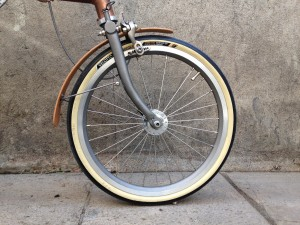 Brompton tuning - CapProblema - Barcelona - Raw copper nº 5 (8)