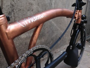 Brompton tuning - Copper - Barcelona - CapProblema (6)