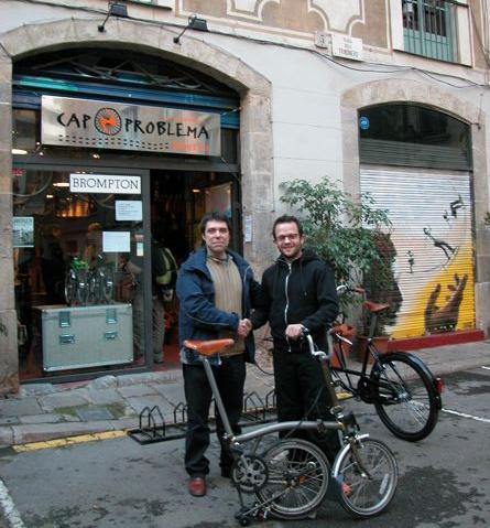 Brompton Barcelona client 2000