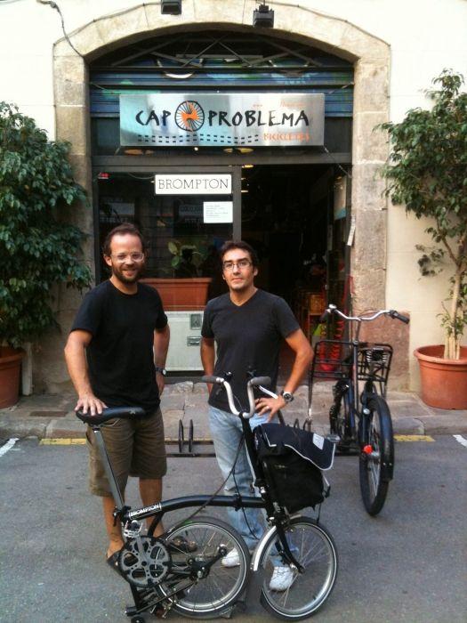 Brompton Barcelona client 3000