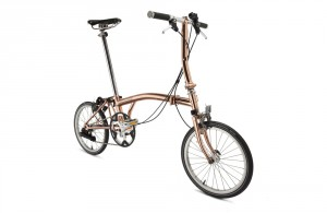Tom Dixon Copper Brompton