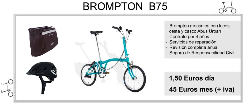 Brompton B75