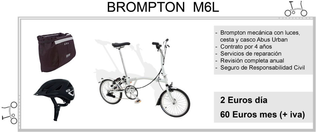 Brompton M6L